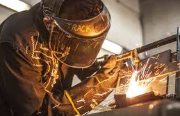 professional welder